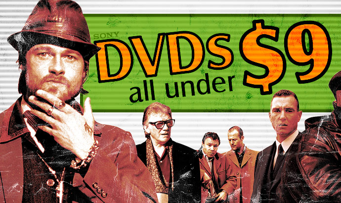 Sony DVD Sale Image