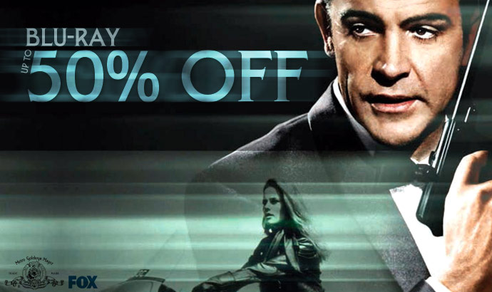 Fox Blu-ray Sale Image
