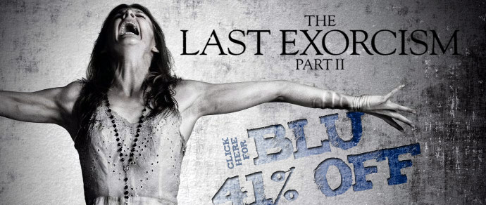 The Last Exorcism: Part II Blu-ray On Sale!