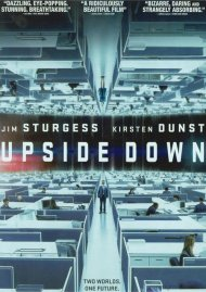 Upside Down DVD Box Cover Image