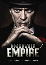 Boardwalk Empire: The Complete Third Season DVD Box Cover Image