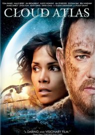 Cloud Atlas DVD Box Cover Image