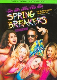 Spring Breakers Box Cover Image