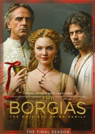 The Borgias: The Third Season Box Cover Image