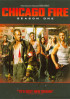 Chicago Fire: Season One DVD Box Cover