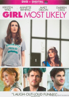 Girl Most Likely DVD Box Cover Image