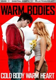 Warm Bodies DVD Box Cover Image