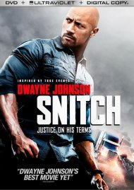Snitch DVD Box Cover Image