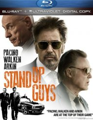 Stand Up Guys Blu-ray Box Cover Image