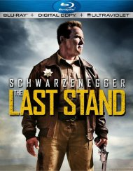 The Last Stand Blu-ray Box Cover Image