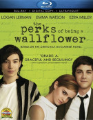 The Perks Of Being A Wallflower Blu-ray Box Cover Image