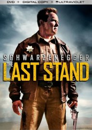 The Last Stand DVD Box Cover Image