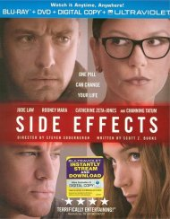 Side Effects Blu-ray Box Cover Image
