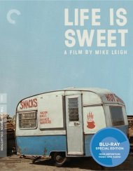 Life Is Sweet: The Criterion Collection Blu-ray Box Cover Image