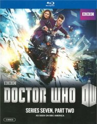 Doctor Who: Series Seven - Part Two Blu-ray Box Cover Image