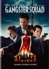Gangster Squad DVD Box Cover Image