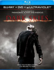 Dark Skies Blu-ray Box Cover Image