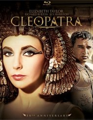 Cleopatra Blu-ray Box Cover Image