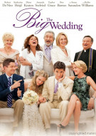 The Big Wedding DVD Box Cover Image